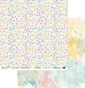 Folha para Scrapbook - My Memories Crafts - Coleção My Crafts MMCMC2-05