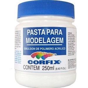 Pasta Para Modelagem - 69000 - 250ml Corfix