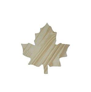 Tábua Pinus Aperitivo Folha de Inverno Mesa Posta 30x29 cm