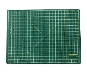 Base De Corte Dupla Face 60 X 45 Cm - Scrapbooking - Verde