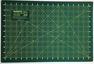 Base De Corte Dupla Face 45 X 30 Cm - Scrapbooking