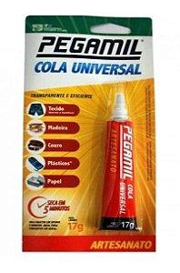 Cola Universal Para Artesanato Pegamil 17g
