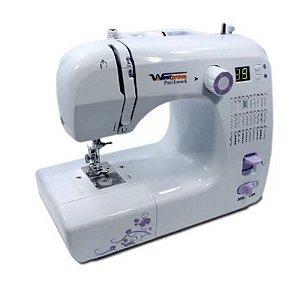 Máquina De Costura Eletrônica 30 Pontos Bivolt West-530