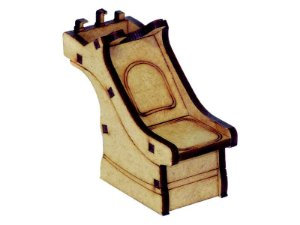 Miniatura Cadeira Lavatório A100