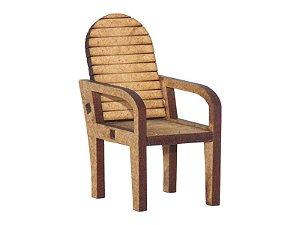 Miniatura Cadeira da Piscina A037