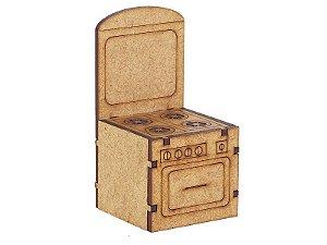 Miniatura Fogão A004