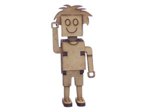 Miniatura Personagem Vito A122