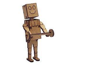 Miniatura Personagem Maromba A130