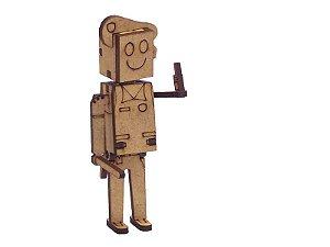 Miniatura Personagem Stive A131