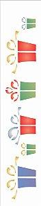 Stencil de Acetato para Pintura OPA 06×30 Simples – Presentes – OPA 1105