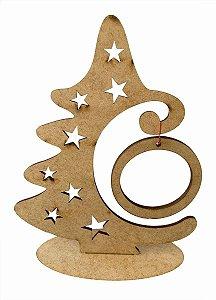Porta Bombom Natal - Árvore Suspensa
