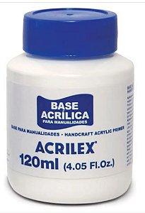 Base Acrilica para Artesanato Acrilex 120 ml
