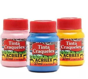 Tinta Craquelex Acrilex 37 ml