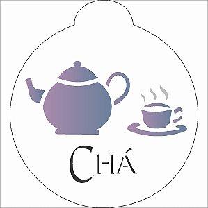 Stencil 10×10 Redondo – Chá – OPA1049