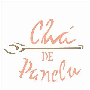 Stencil 14×14 Simples – Chá de Panela – OPA 1824