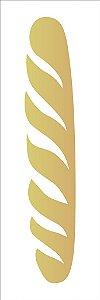 Stencil 10×30 Simples – Baguete – OPA 2154