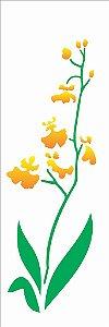 Stencil 10×30 Simples – Chuva de Ouro – OPA 1718