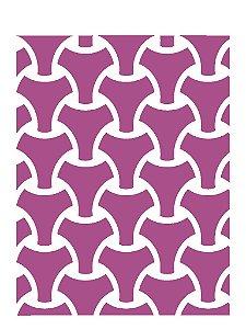 Stencil 15×20 Simples – Estamparia Tramas I – OPA 2242