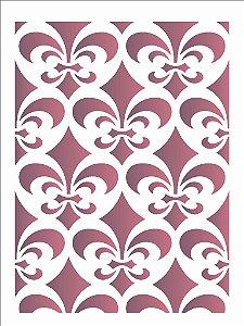 Stencil 115×20 Simples – Estamparia Ponta de lança – OPA 1215