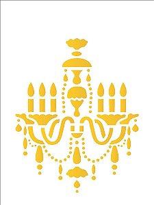 Stencil 15×20 Simples – Lustre – OPA 1318