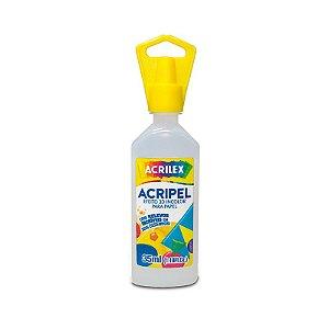 Acripel Para Efeito 3D Incolor Acrilex - 35 ml