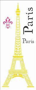 Stencil 17×42 Simples – Torre Eiffel – OPA 1231