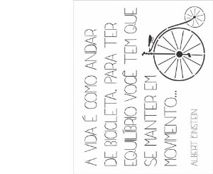 Stencil 20X25 Simples – Frase Motivação – OPA 1776