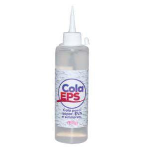 Cola EPS para Isopor Glitter 100g