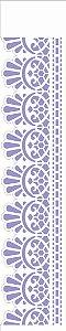 Stencil 06×30 Simples – Negativo Renda II – OPA 2667
