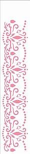 Stencil 06×30 Simples – Arabesco Renda I – OPA 2318