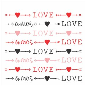 Stencil 14×14 Simples – Estamparia Love – OPA 2433