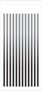 Stencil 7×15 Simples – Listras Pequenas – OPA 1968