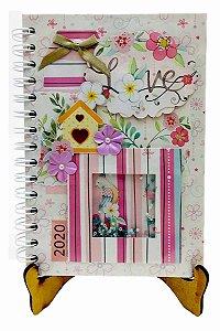 Agenda Personalizada 2020 - Love - 20x15 cm