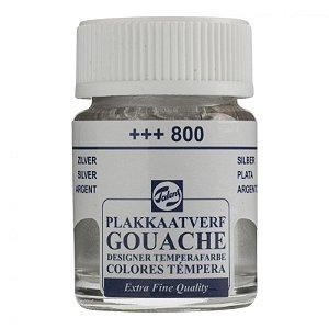 Guache Talens Extra Fine 16ml 800 Silver