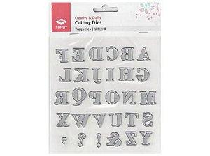 Facas de Corte - Alfabeto - 30 Peças - Sunlit