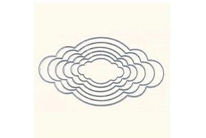 Facas de Corte - Nuvem - 6 Peças - Sunlit