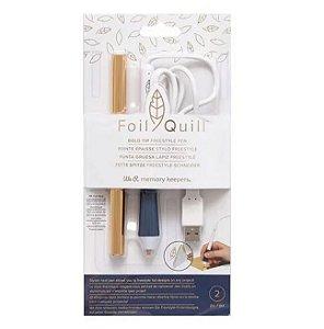Caneta De Foil Metalizado Traço Livre Foil Quill 661076 We R