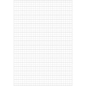 Refil De Página Para Planner/Agenda - Quadriculada - PG2-001