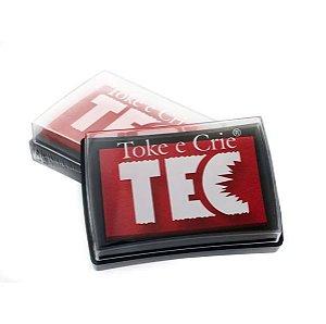 Carimbeira Toke e Crie - 20080 - Vermelho - ALC020