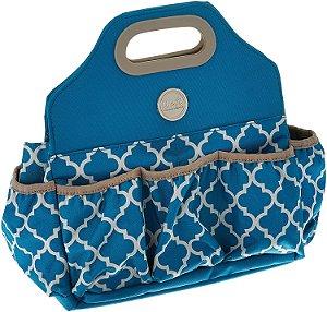 Bolsa Crafter's Tote Bag Aqua 70964-0 WeR