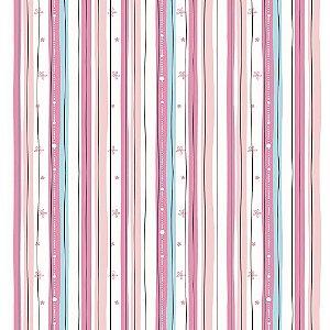 Papel Para Scrapbook Dupla Face 30,5 cm x 30,5 cm – Pássaros Flores SD-1019
