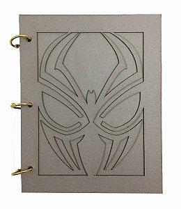 Álbum Holler Cartonagem Homem Aranha