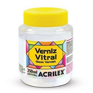 Verniz Vitral Acrilex 250 ml - Incolor 500