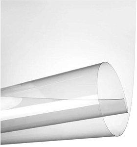 Folha Acetato Cristal - 2 Unidades - 18 Micras - 210mm x 297 mm