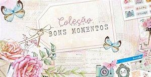 Kit Completo Coleção Bons Momentos Litoarte