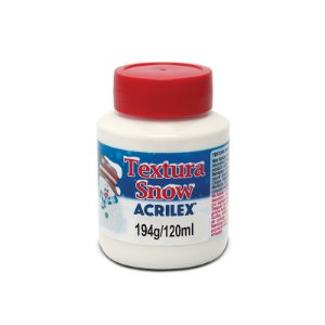 Textura Snow Acrilex 120ml 861 - Soft