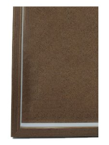 Moldura De Madeira Pinus Tabaco 8370 P Exposição Scrapbook