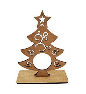 Porta Bombom Natal - Árvore Estrela