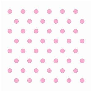 Stencil 14X14 Simples – Poá Grande – OPA 1060