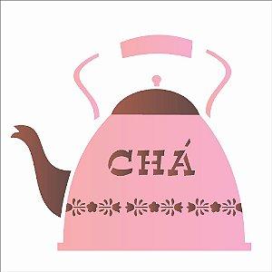 Stencil 14X14 Duplo –  Chá – OPA 1378